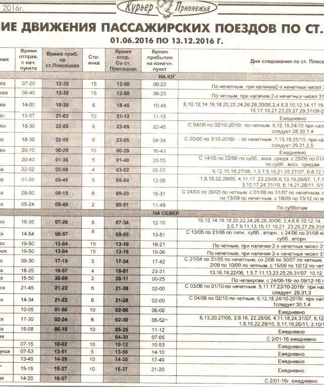 расписание поезда на январь вологда мурманск приеме работу сторожей